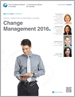 Cover of Change Management 2016 Agenda