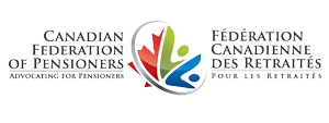 The Canadian Federation of Pensioners logo